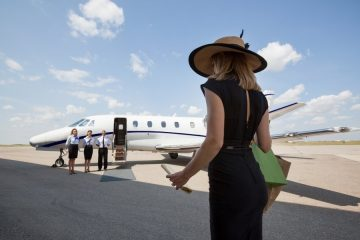 Private Jet & Helicopter Rental