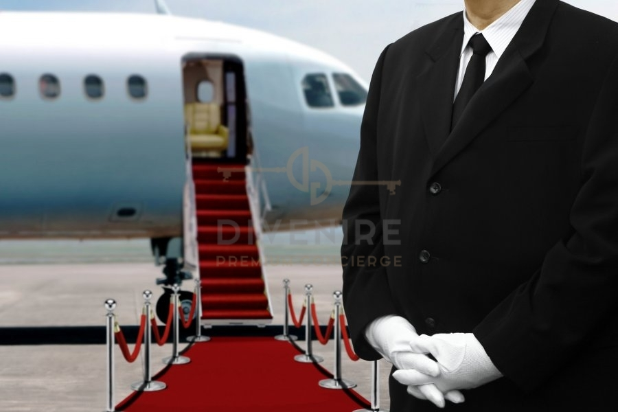 VIP Greeting Service at Airports